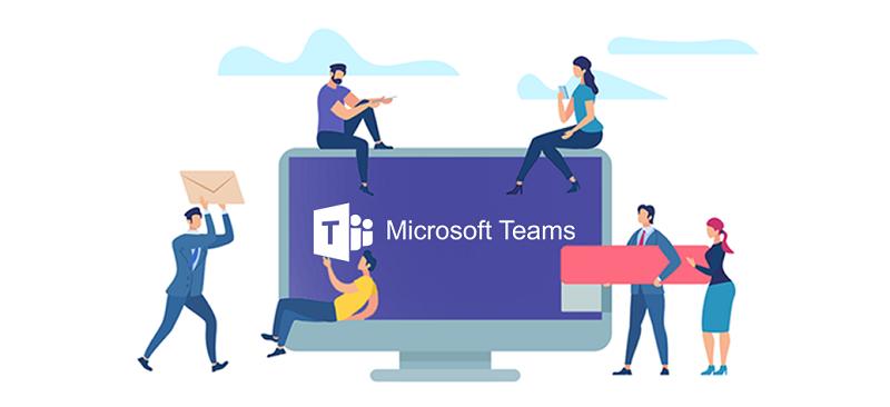 Cómo compartir pantalla en Microsoft Teams