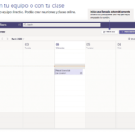 Programar una reunión en Planner con Microsoft Teams