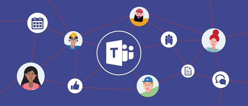 Compartir documentos de Office con Microsoft Teams